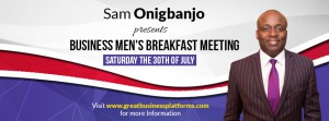 FB  Men's Business Breakfast meeting FB