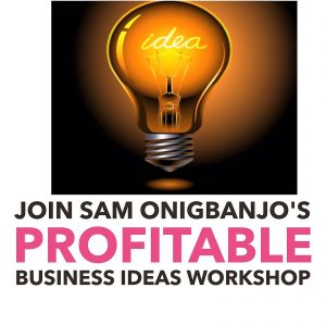 Profitable Business Ideas Workshop correct